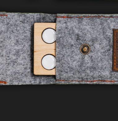 Магниты Magnetic Pins (в фетровом чехле)