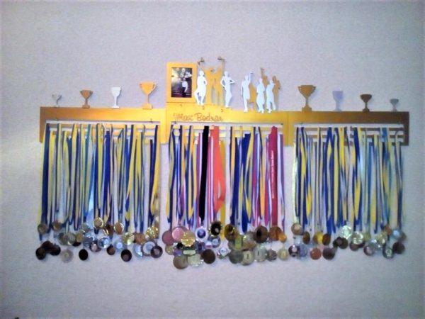 Эксклюзивная медальница