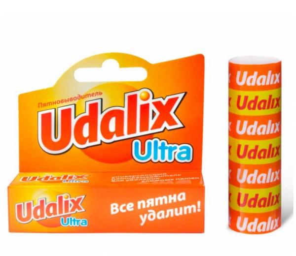 Пятновыводитель Udalix Ultra