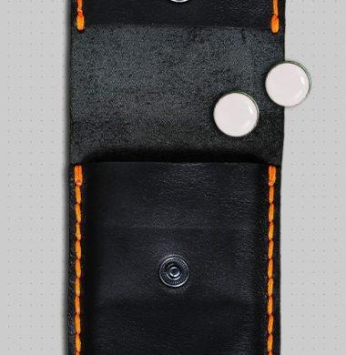 Магниты Magnetic Pins (в кожаном чехле)
